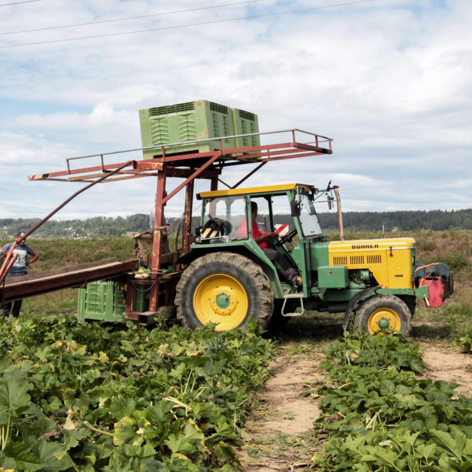 Agrarinitiativen 2021