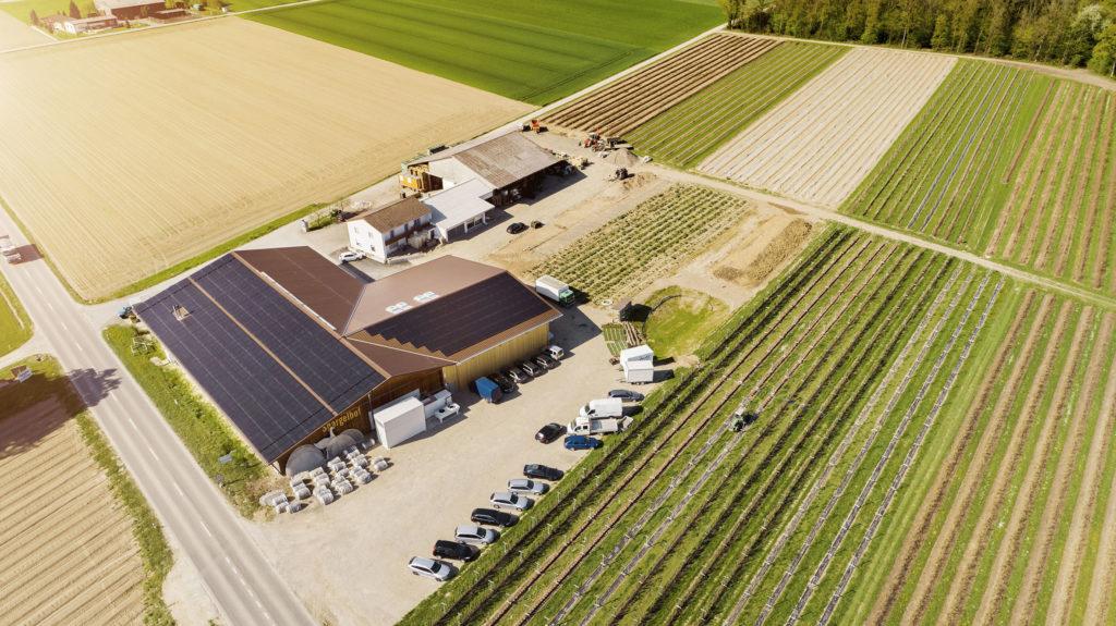 Agroconcept Solaranlage Daniel Hager