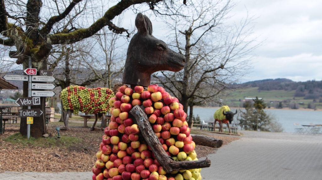 Apfel Kaenguru