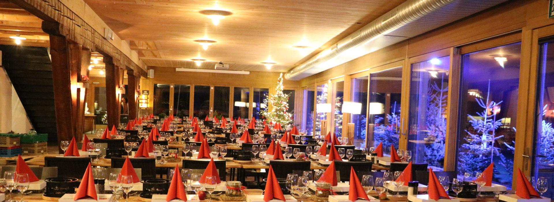 Weihnachtsessen Firmen.Weihnachtsfeier Für Firmen Auf Dem Bauernhof Jucker Farm