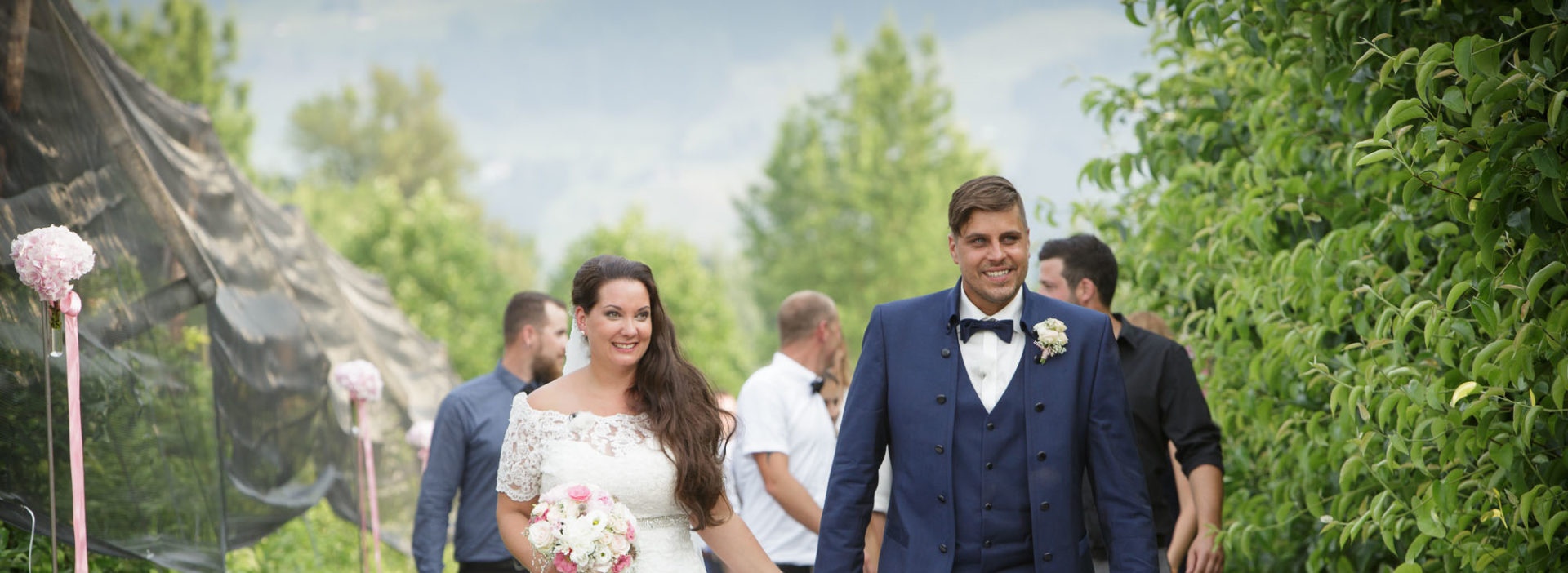 Bächlihof Hochzeit
