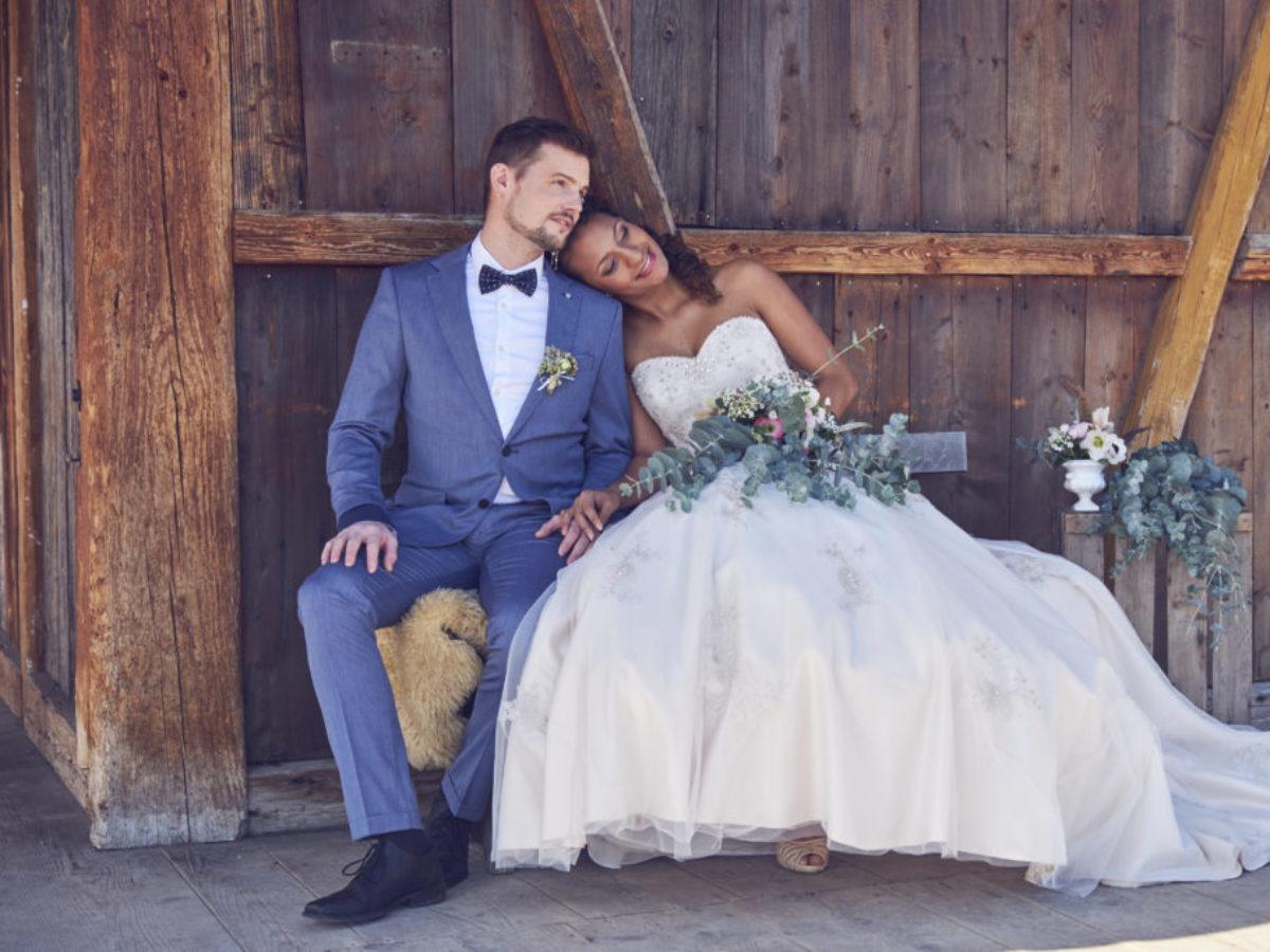 Hochzeit auf dem Bauernhof - Bächlihof Schopf
