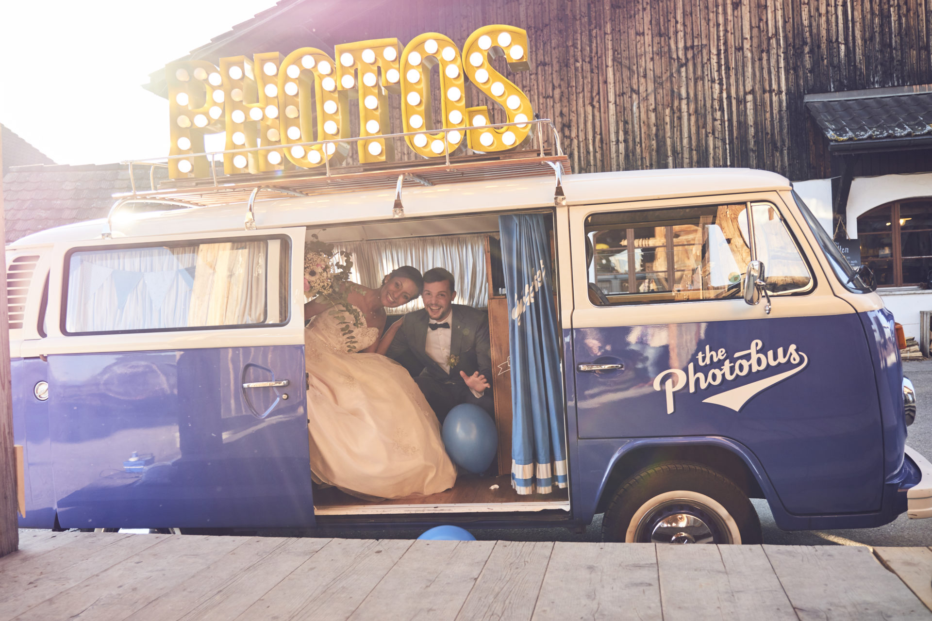 Bächlihof The Photobus