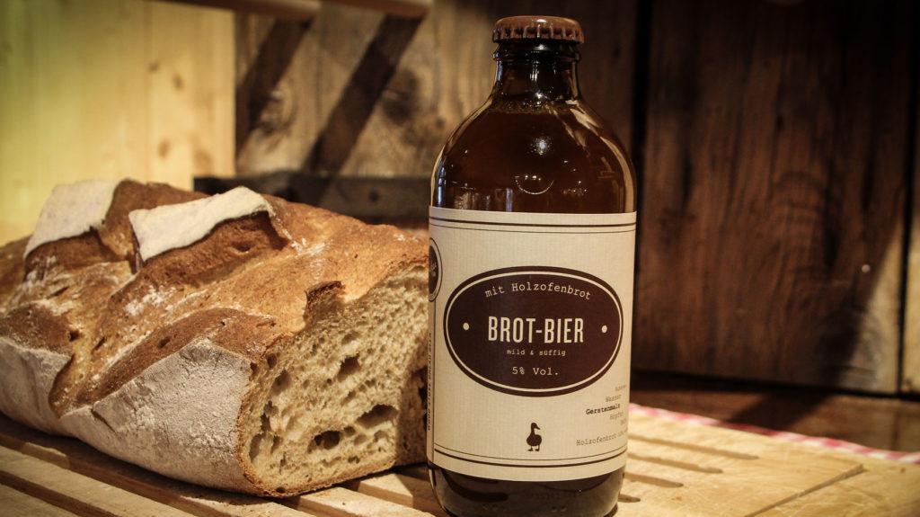 Bier aus Brot