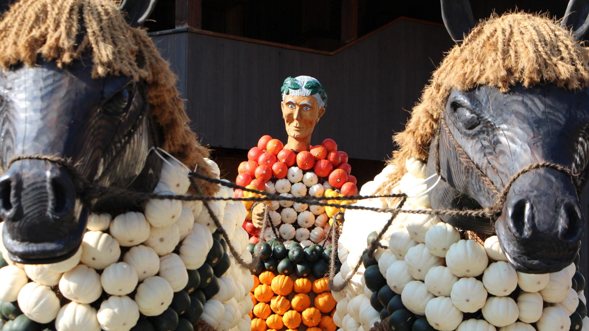 Caesar Aus Kuerbis