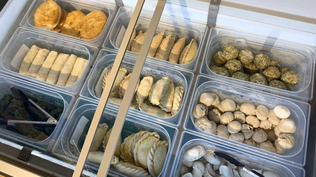Empanadas, Capuns, Ravioli etc.