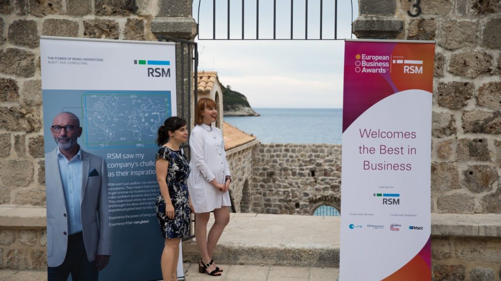 Empfang EBA Dubrovnik