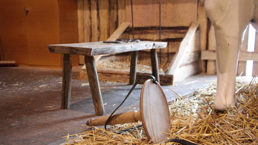 Rahmenprogramm Bauernturnier Kuhmelken