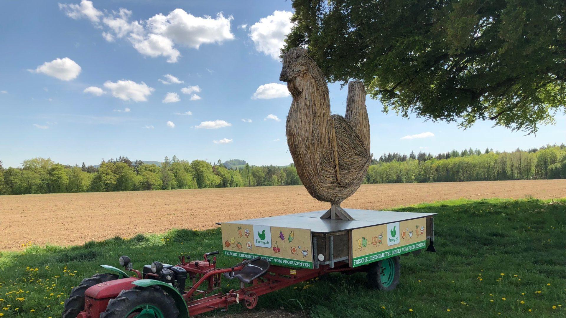 Farmy Hofladen Huhn