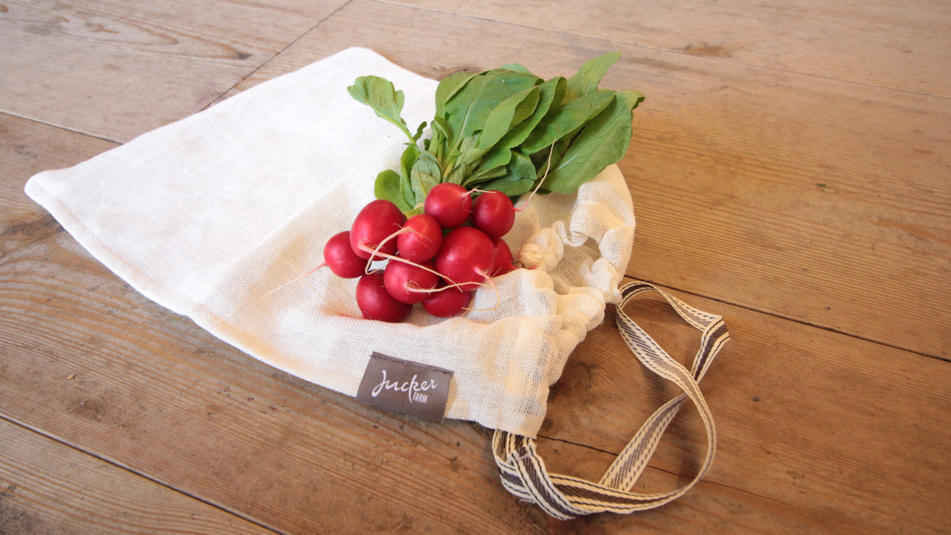 Gemüsesäckli Nachhaltig Einkaufen Hofladen
