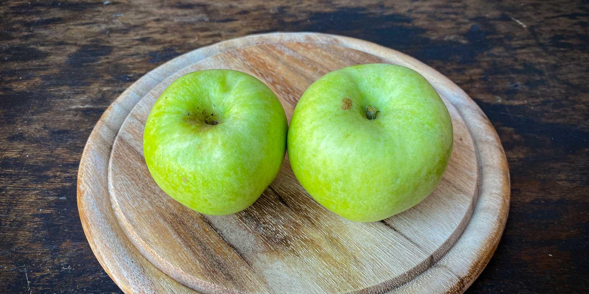 Apfelsorten 3: Goldlane
