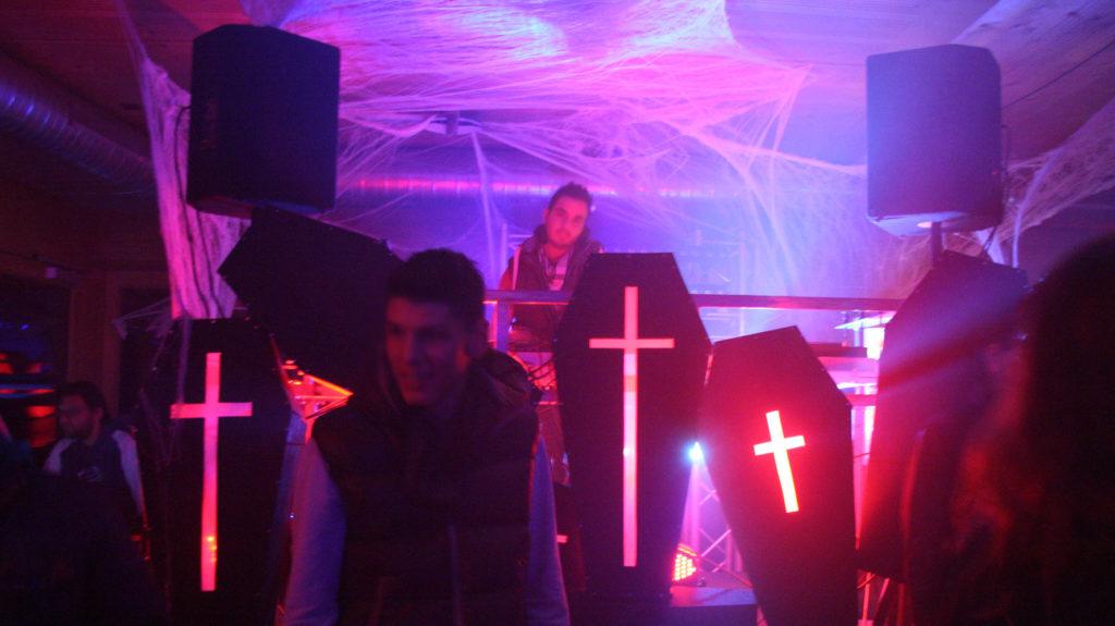 Halloweenparty DJ