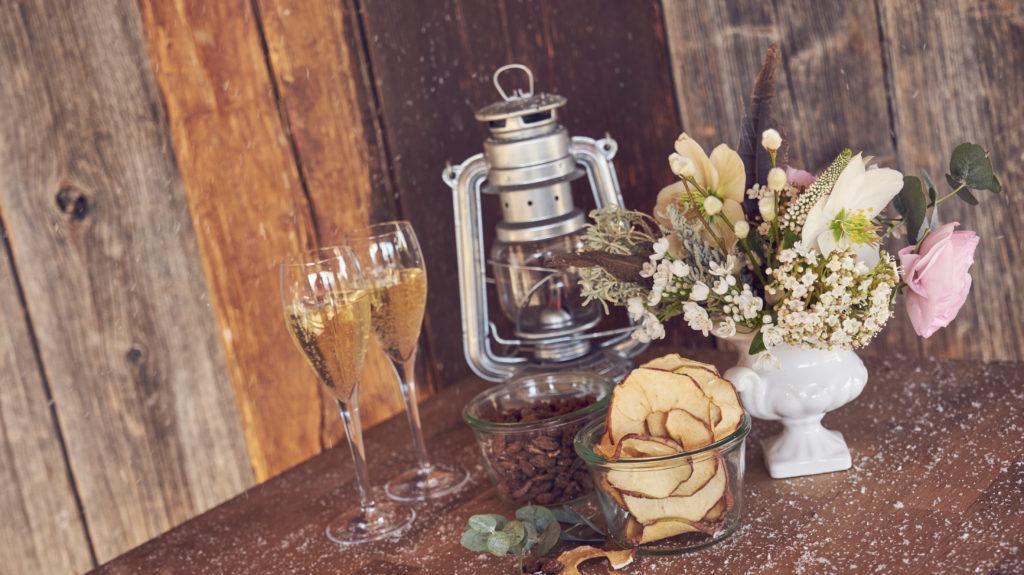 Hochzeit Verpflegung Apero