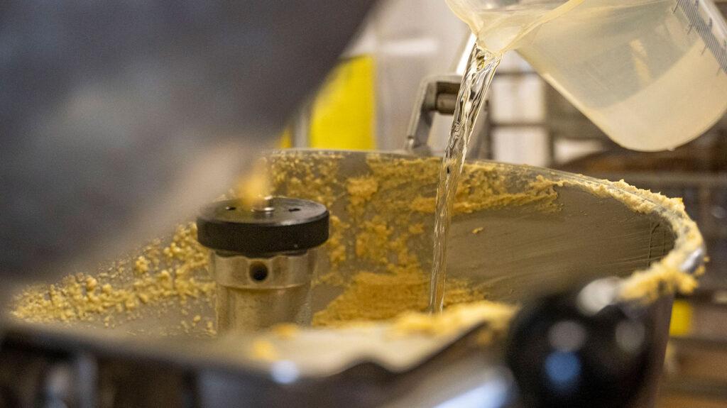 Hummus Produzieren Rezept