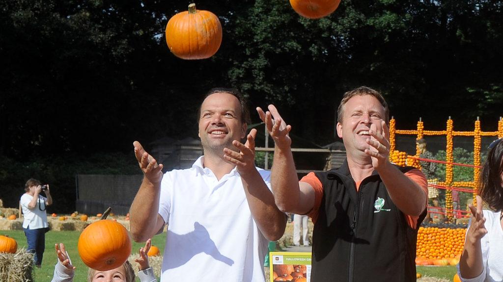 Jens Eisenmann und Stefan Hinner