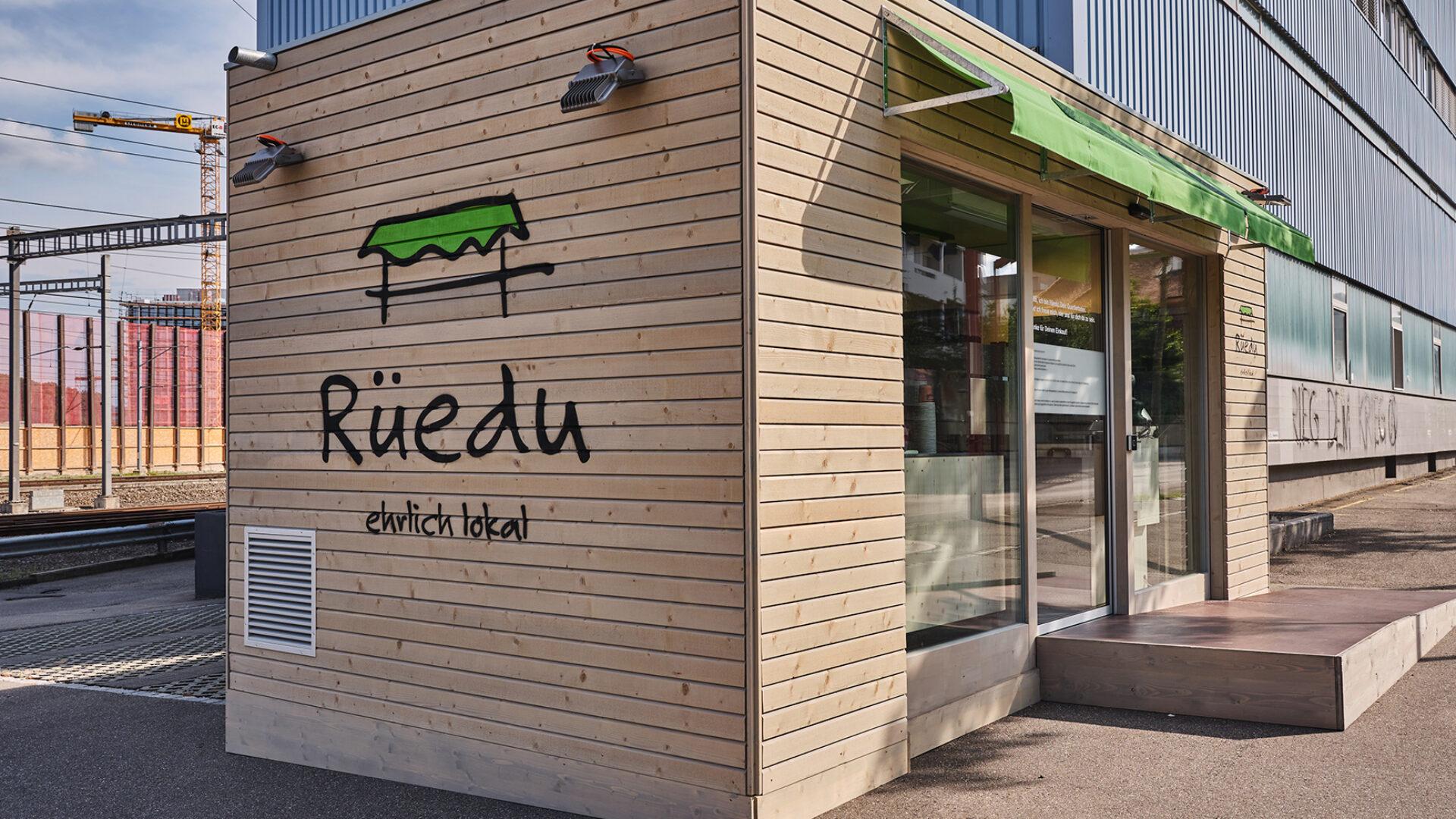 JuckerFarm Partner Rüedu Container