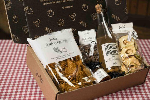 Jucker Farm Geschenkkiste Apero Box 2
