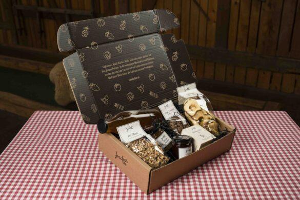 Jucker Farm Geschenkkisten Brunchbox
