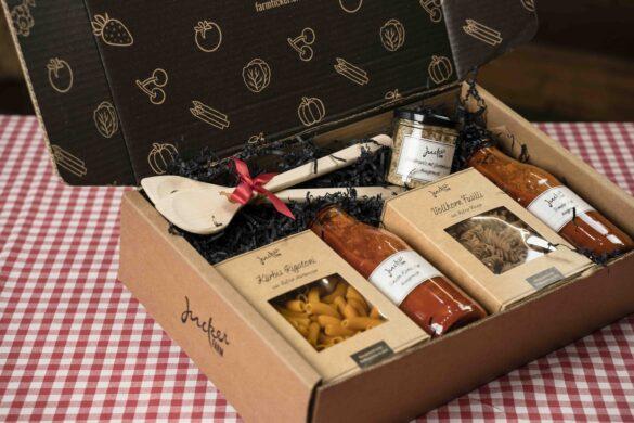 Jucker Farm Geschenkkiste Pasta Box