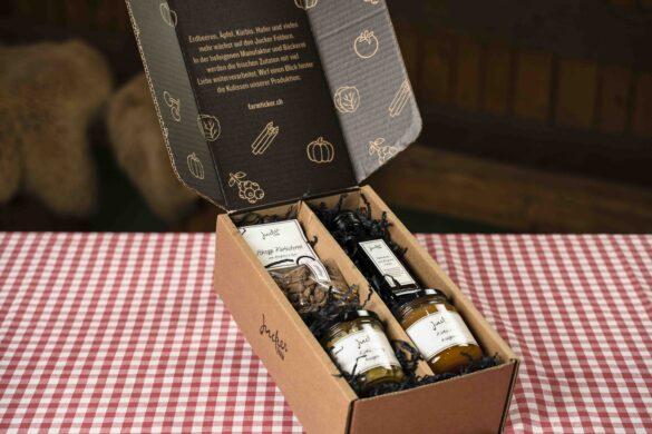 Jucker Farm Saisonbox Kürbis