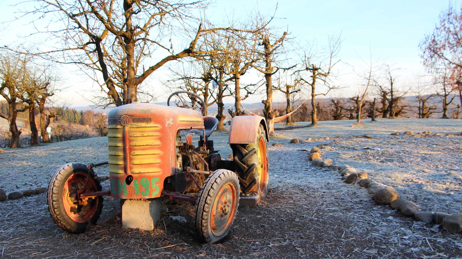 Juckers Traktor