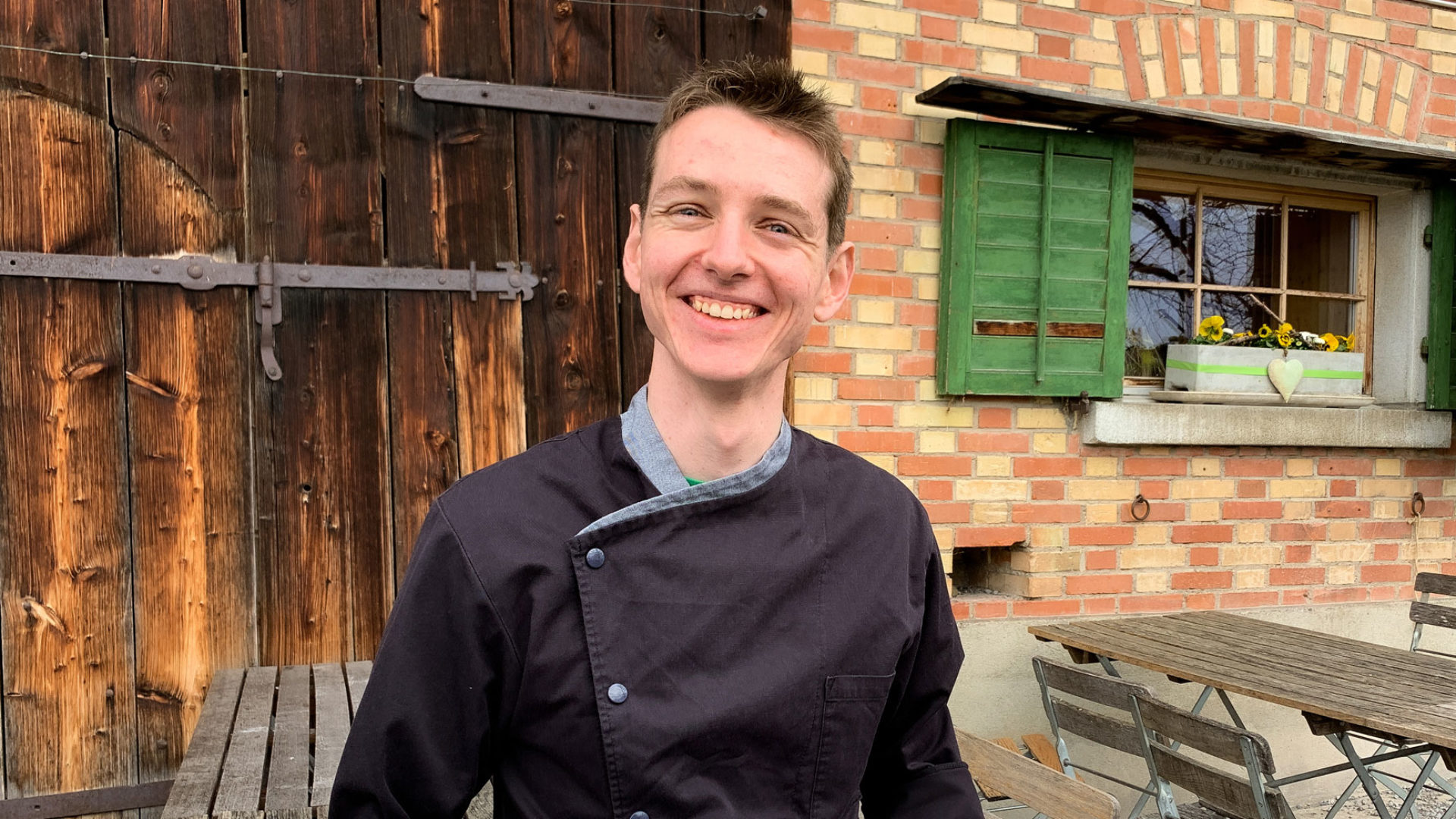 Junior-Sous-Chef Kilian Imboden