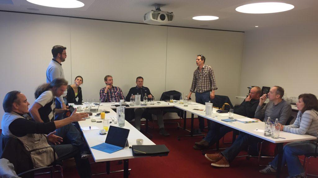 Konferenzraum Jucker Team