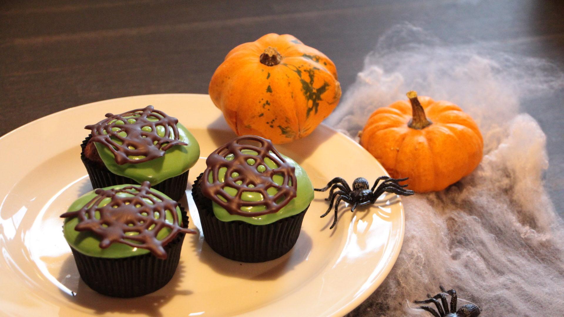 Kuerbis Cupcakes