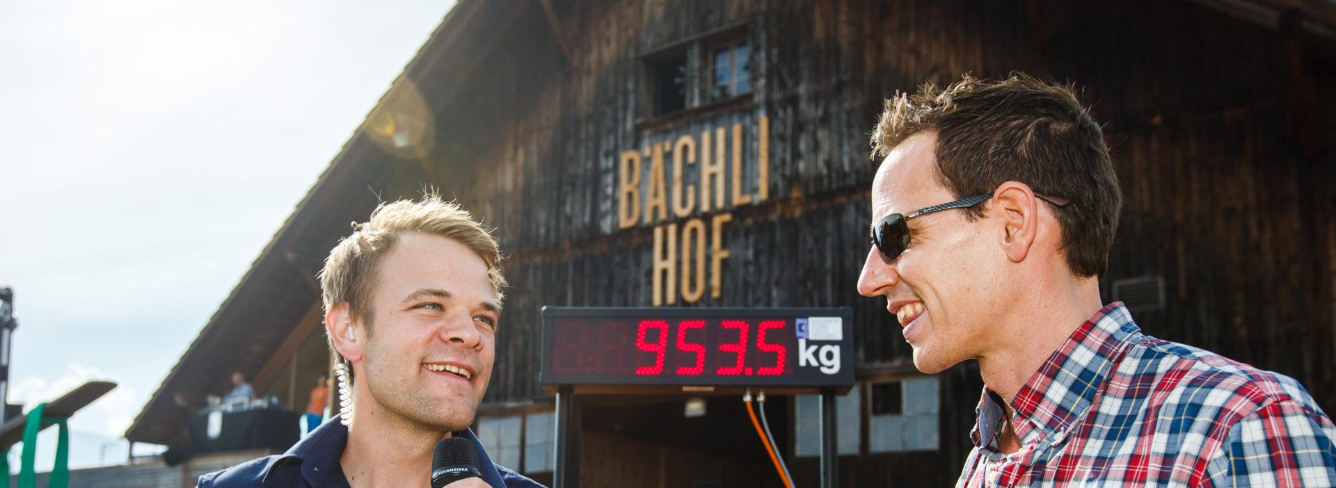 Kuerbisrekord 2014 Zonvi Kürbiswiegen