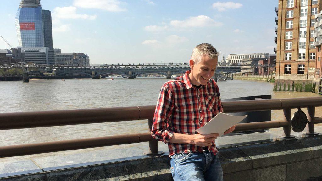 Martin Jucker In London