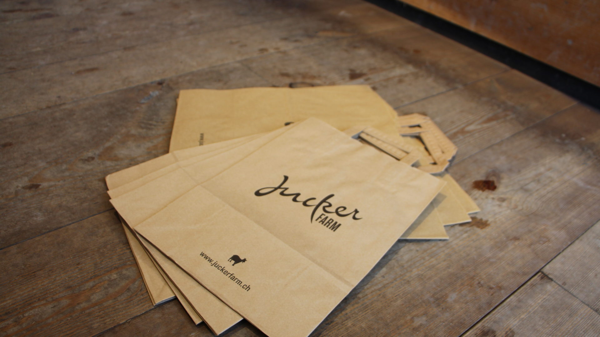 Jucker Farm Papiersäcke