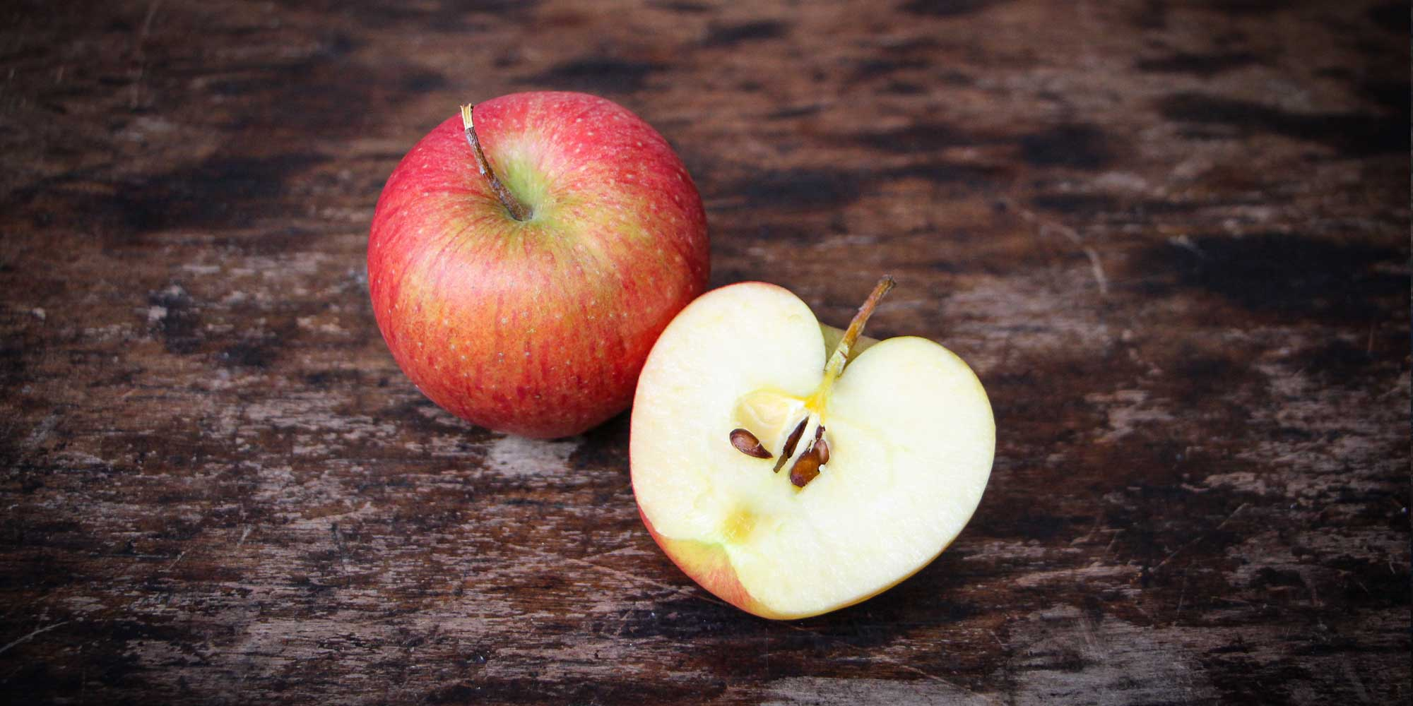 Apfelsorten 3: Pinova