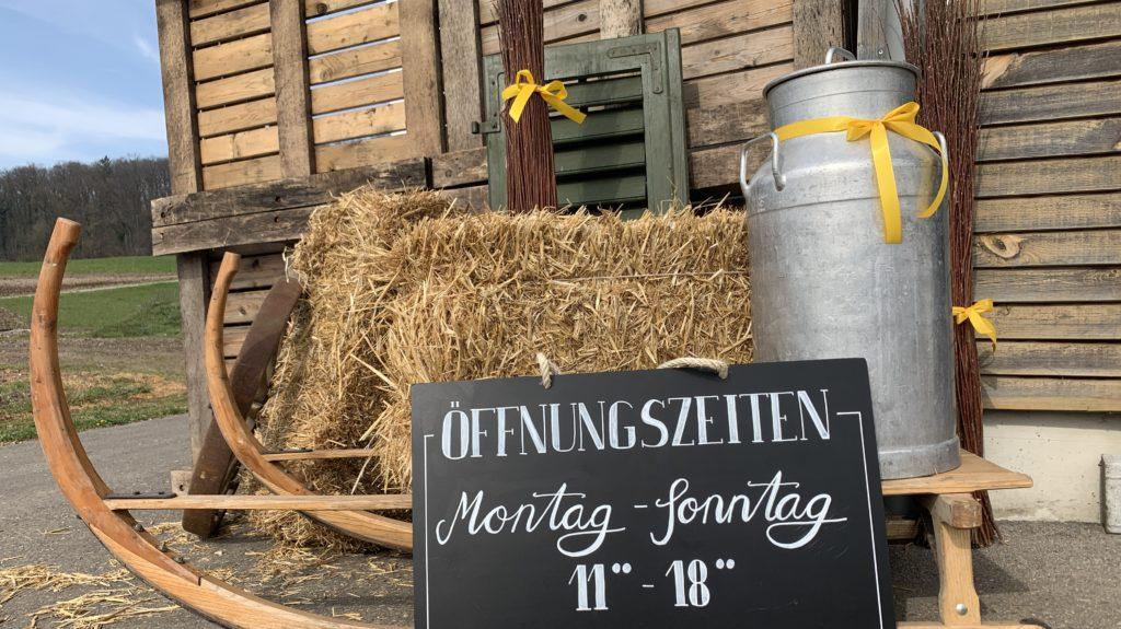 PopUp Römerhof Öffnungszeiten