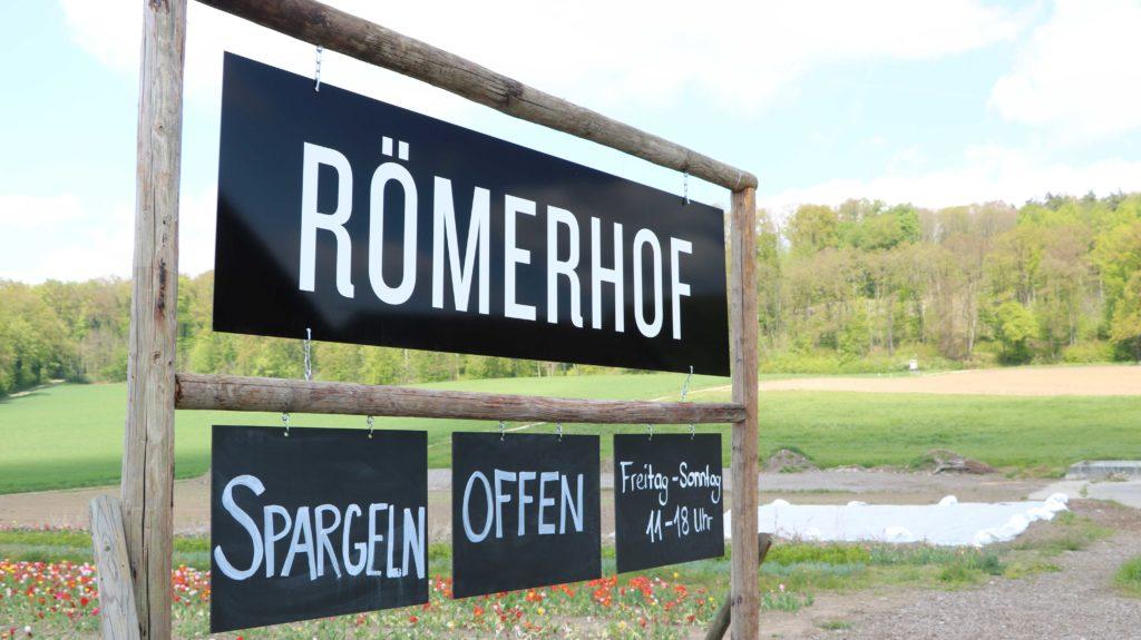 Roemerhof Tafel