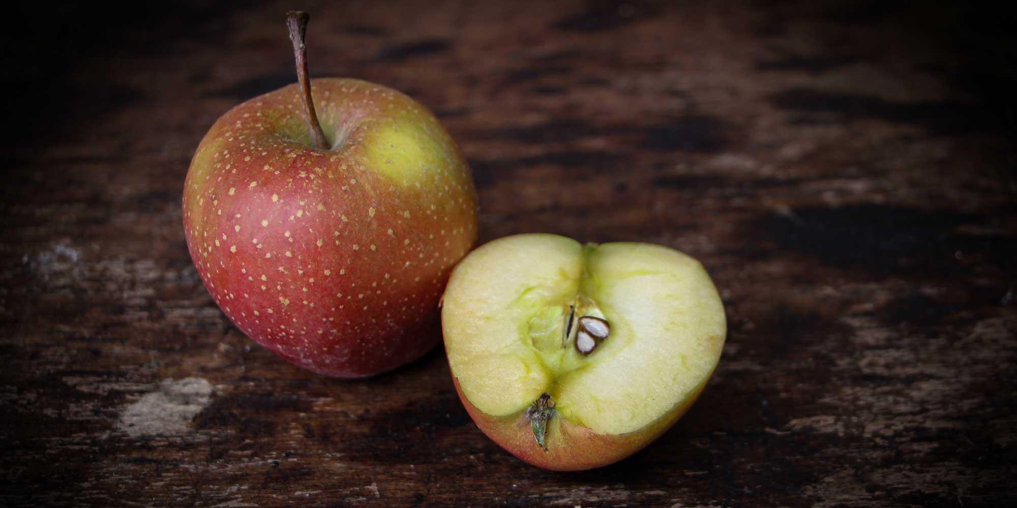 Rubinette Apfelsorte