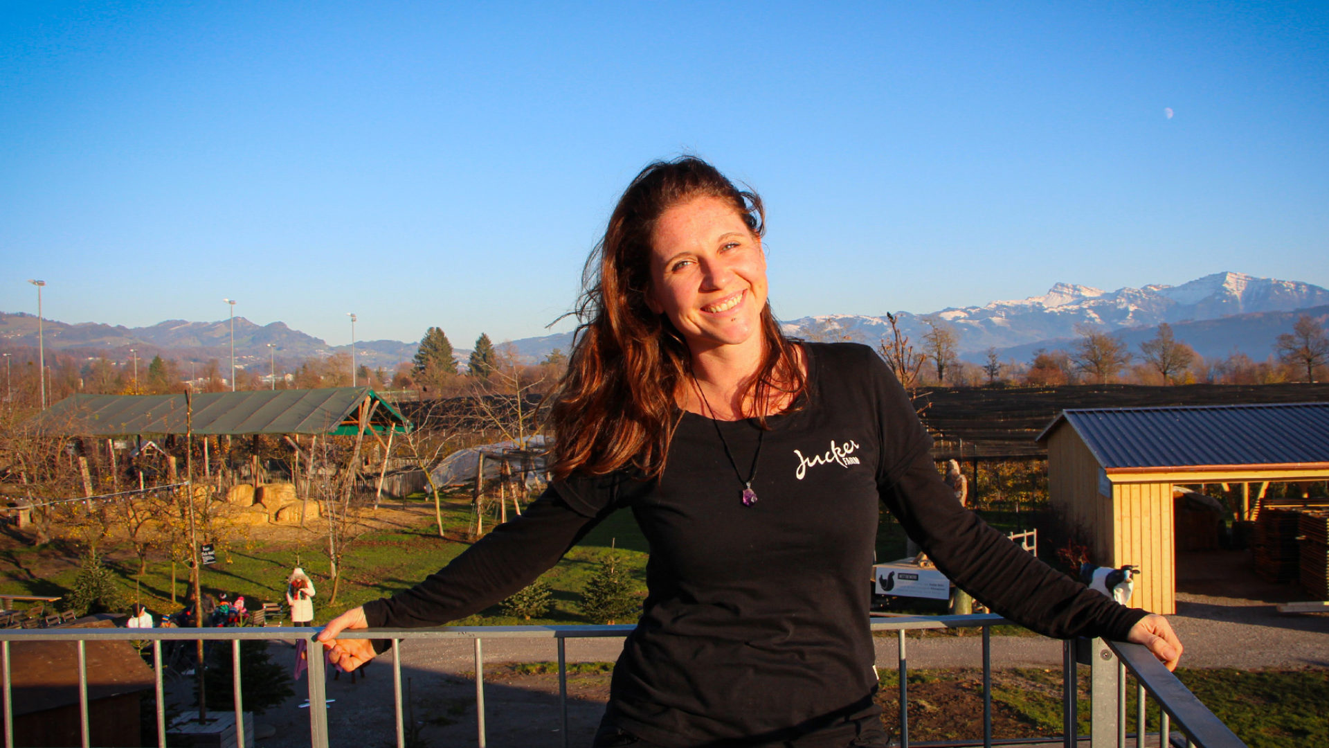 Mitarbeiterin Sarah Kaufmann