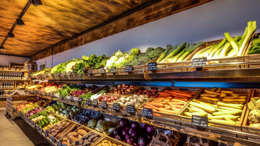 Spargelhof Gemüse und Obst