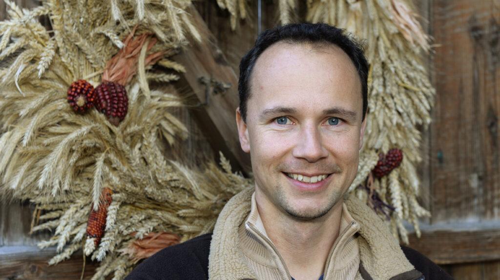 Stefan Bächli Obstbauchef