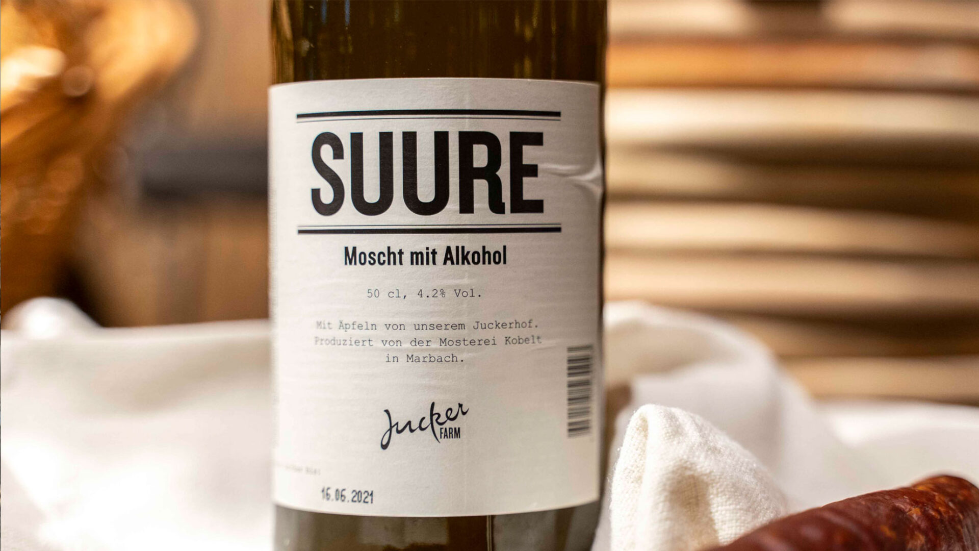 Suure Most Flasche