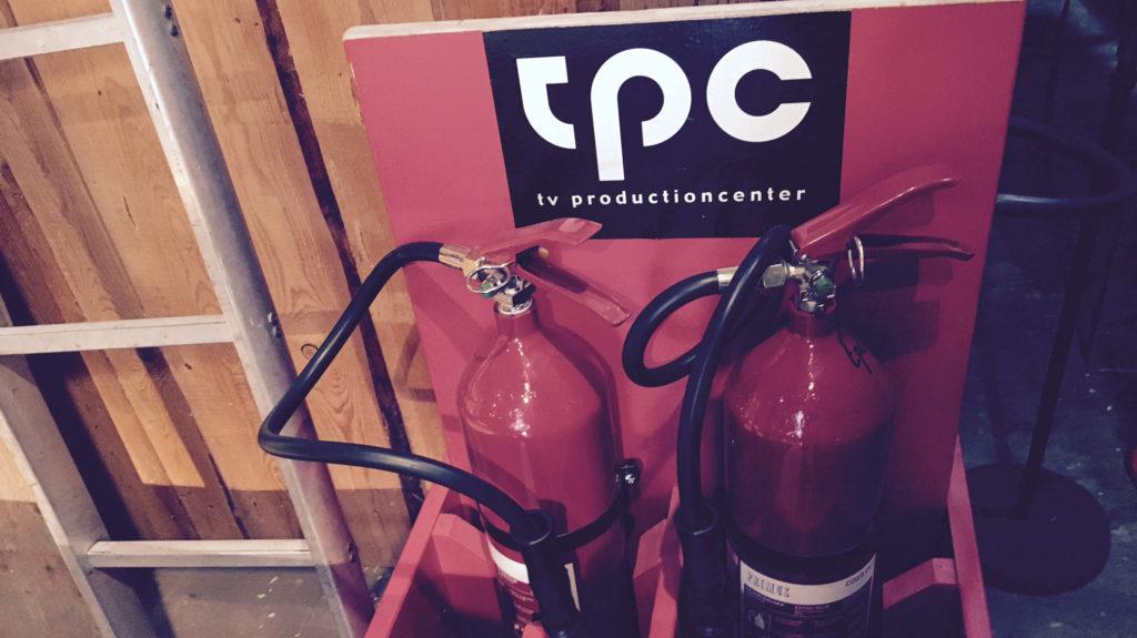 TPC Feuerlöscher