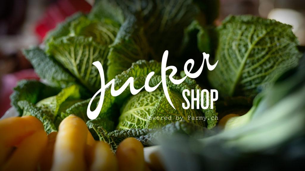 Juckershop - der Online Shop von Jucker Farm
