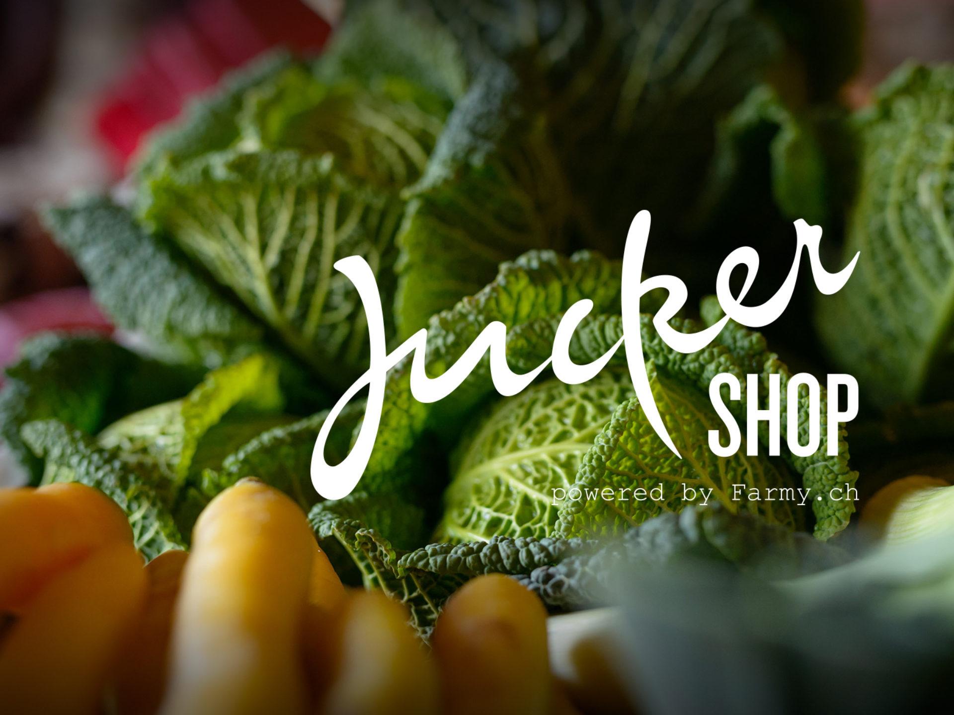 Juckershop - der Jucker-Online-Shop