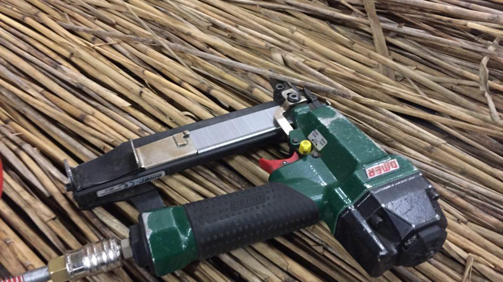 Werkzeug Auf Stroh