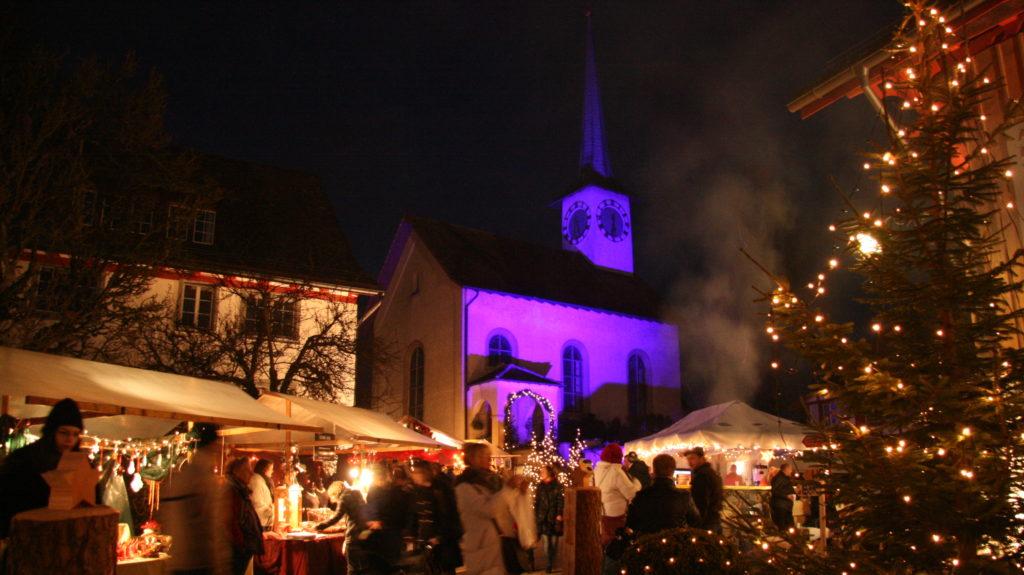 Winterzauber Weihnachtsmarkt